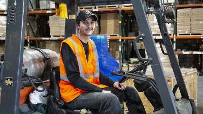 Where can I go to get my forklift license