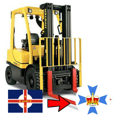 Transfer NSW Forklift Licence to QLD